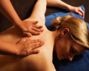 Massage im 3-Sterne-Superior-Hotel 318-bter in Bad Münder am Deister